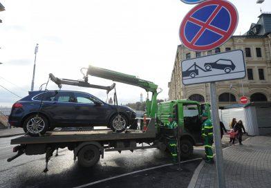 У липні до міського бюджету надійшло понад 1,5 млн гривень штрафів за порушення правил паркування