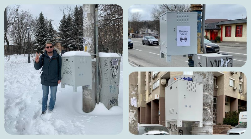 У столиці з'явилися нові чудо-сейфи для світлофорів