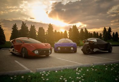 У Канаді Розроблять Самий Швидкий Триколісний Автомобіль.