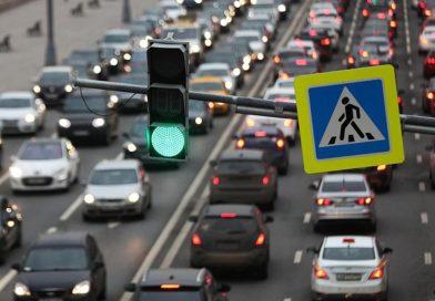 У Києві «рівень автомобілізації» вперше перевищив 400 авто на 1000 жителів